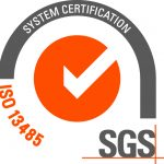 SGS ISO_13485 Logo